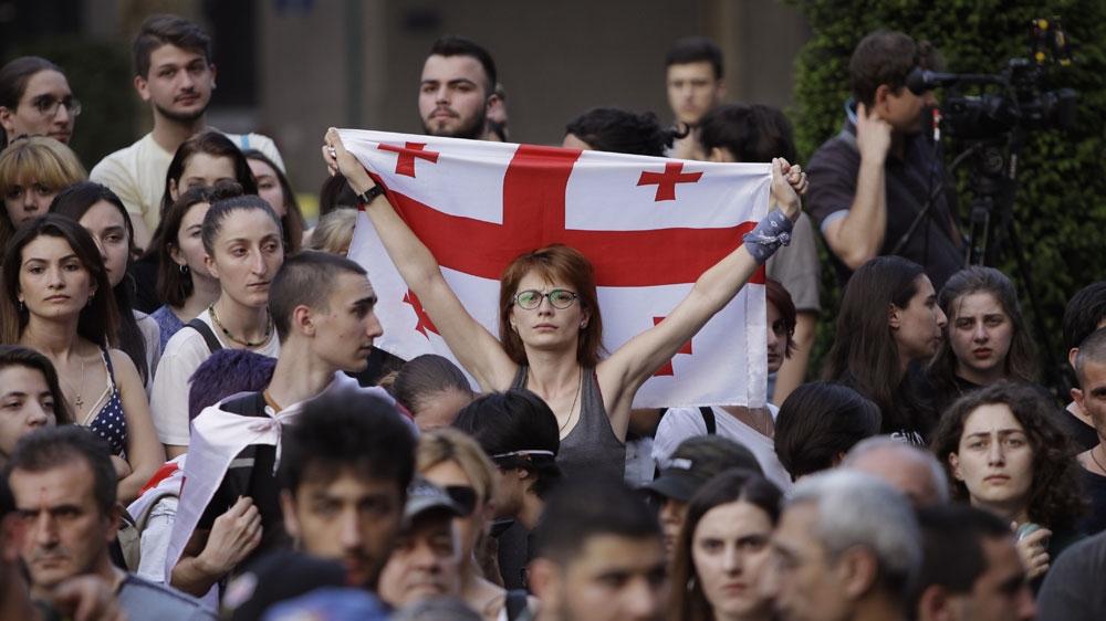 Georgia News - Top stories from Al Jazeera