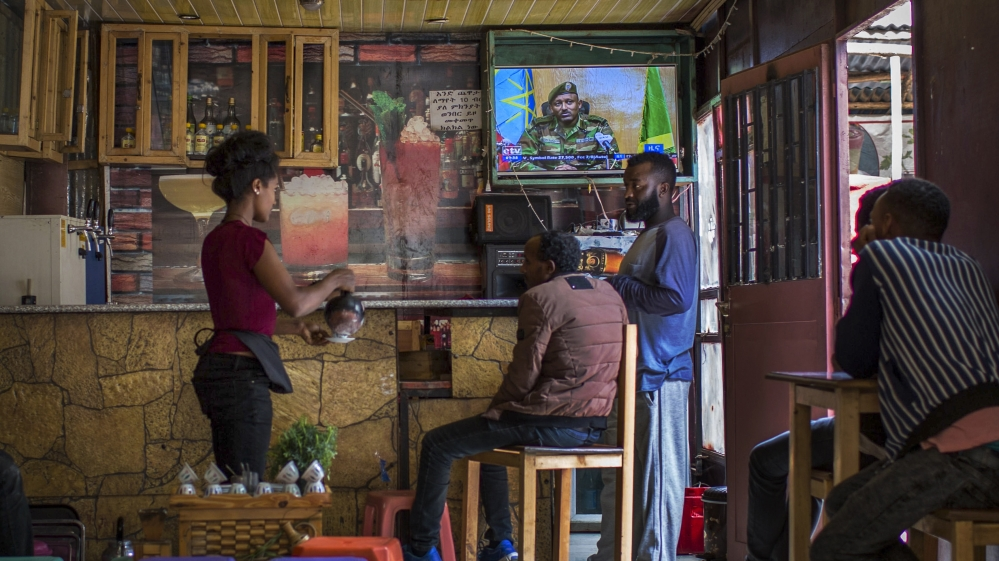 Ethiopia's Amhara state chief killed amid regional coup