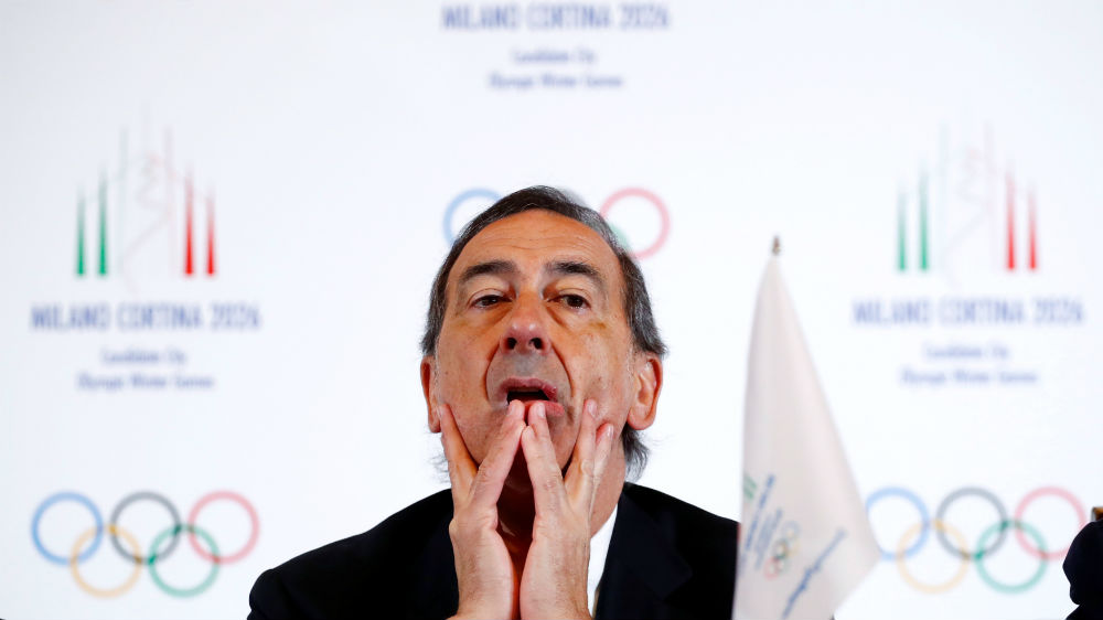 Italy's Milan and Cortina win vote to host 2026 Winter Olympics