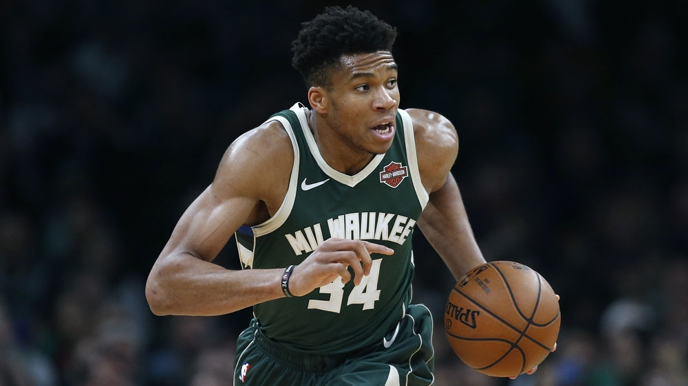 Seven things to know about NBA MVP Giannis Antetokounmpo