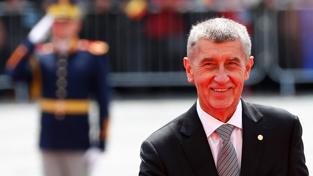 Embattled Czech government survives no-confidence vote