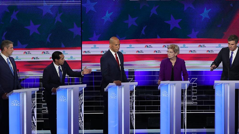 DNC debate