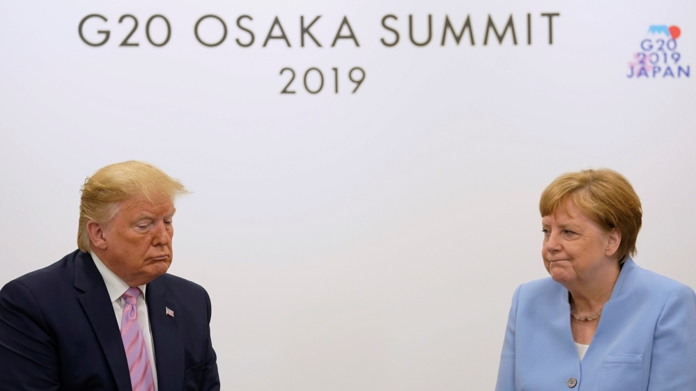 G20 summit 2019: Trump: Won't be raising tariffs for time being