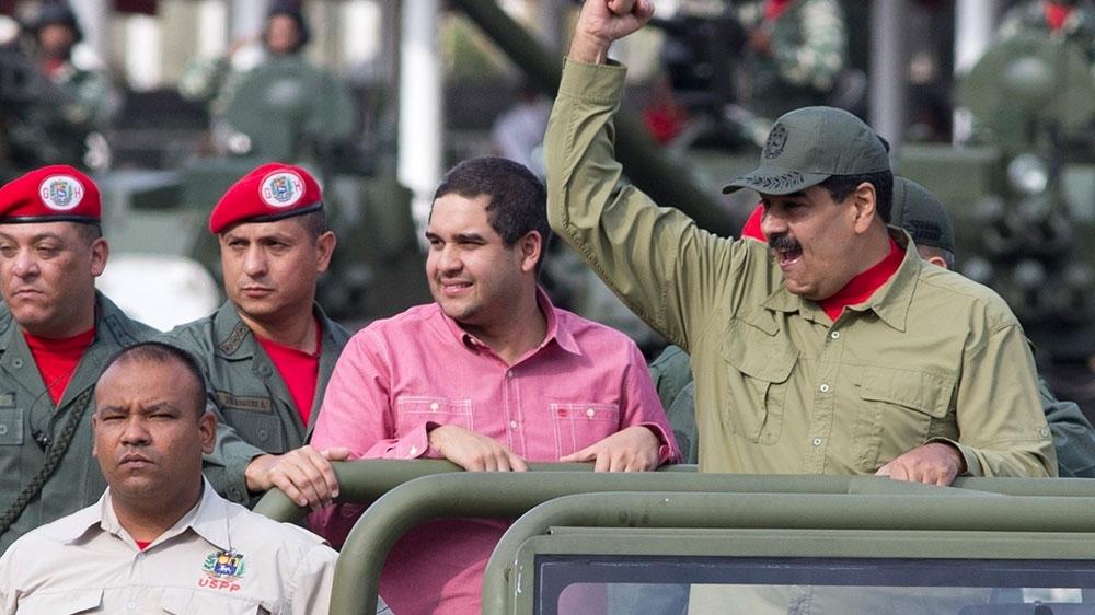 Maduro JR