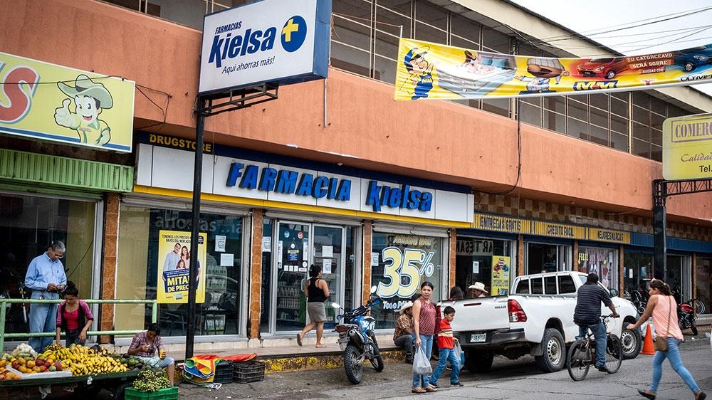 Honduras - Morning after [Christina Baussan/Al Jazeera]