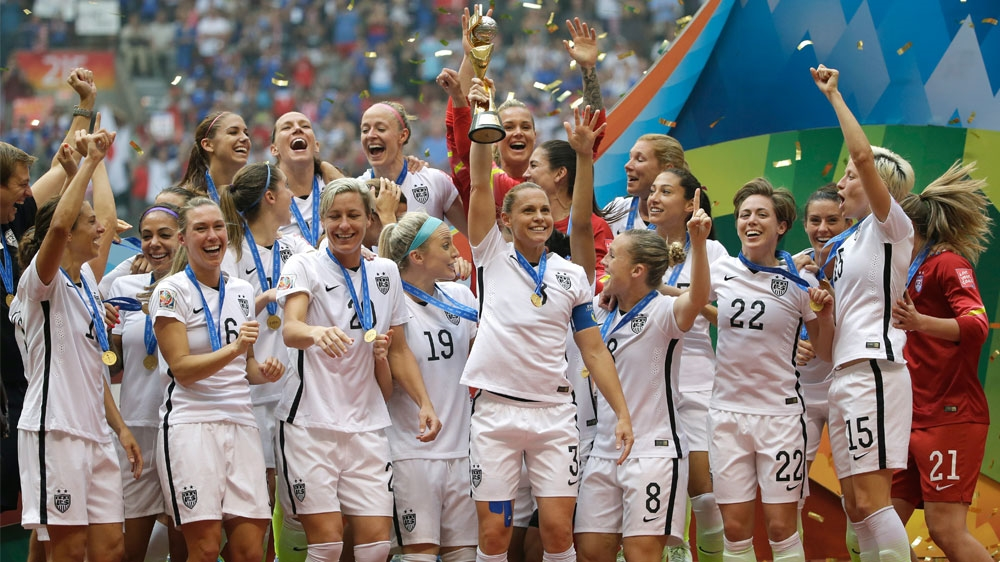 WOMENS WORLD CUP PRIZE MONEY SOCCER