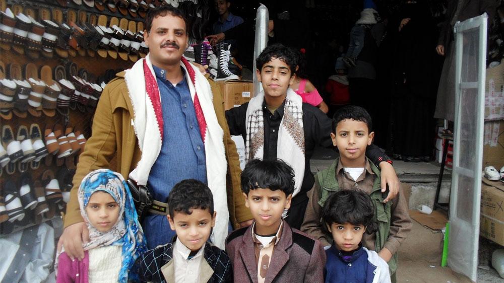 Eid in Yemen