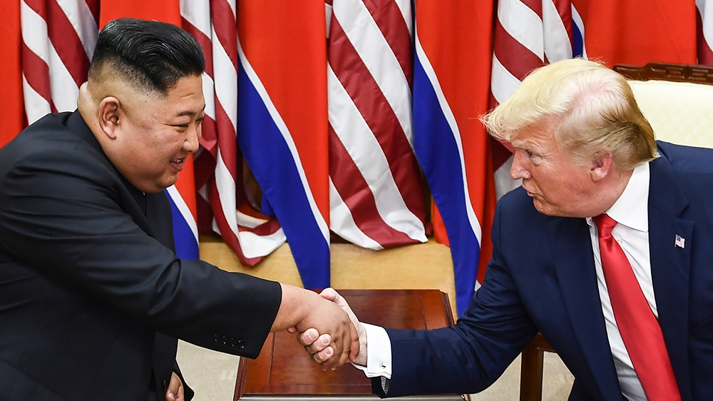 North Korea says it sees no point in maintaining Kim-Trump ties thumbnail
