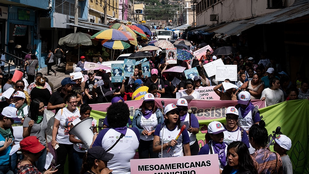 Honduras - Abortion [Christina Baussan/Al Jazeera]