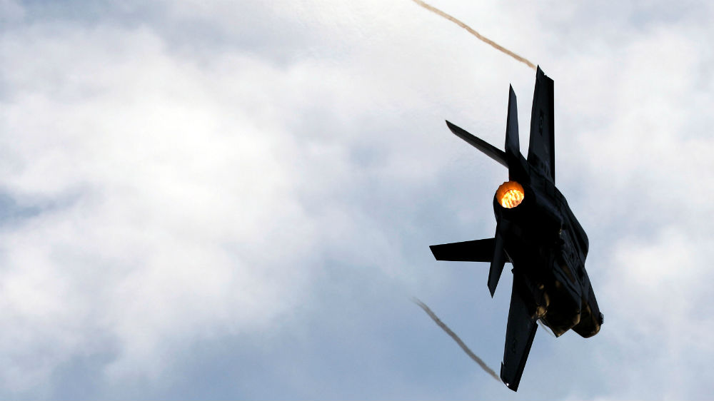 US kicks Turkey out of F-35 fighter jet programme thumbnail