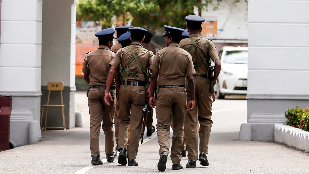 Sri Lanka police chief arrested over Easter attacks failures | Sri ...