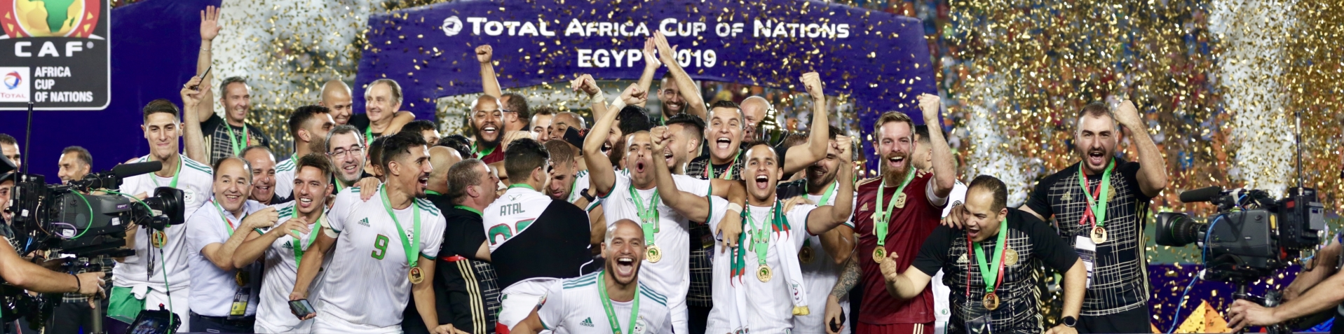 Algeria wins 2019 Africa Cup of Nations