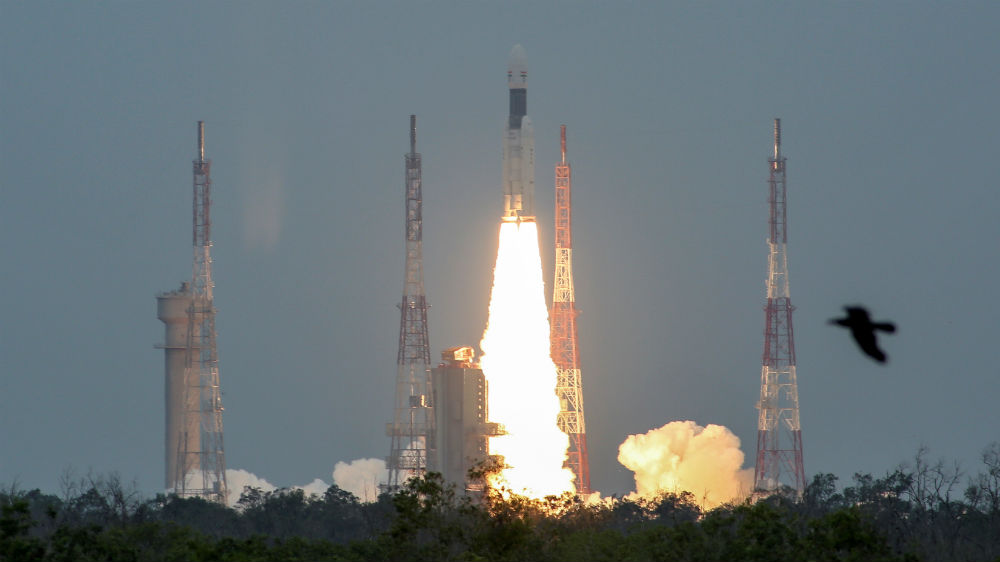 India space - reuters
