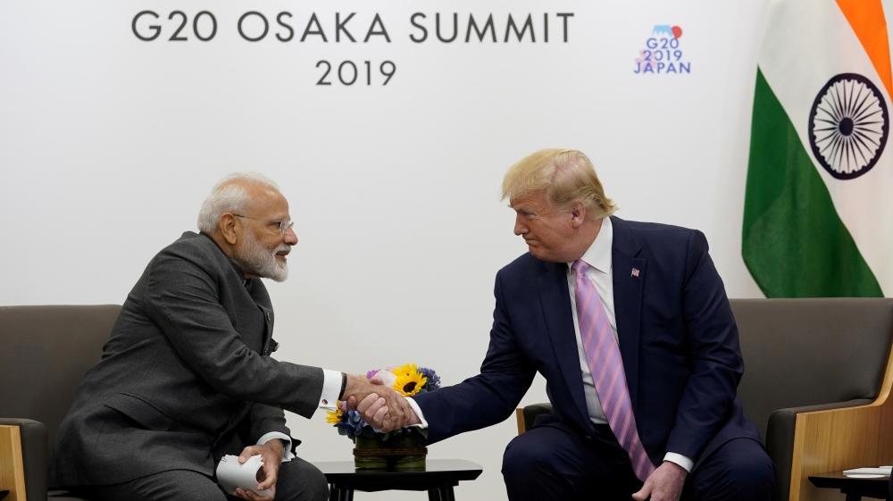 Indian FM denies Modi asked Trump for US mediation on Kashmir - Al Jazeera English thumbnail