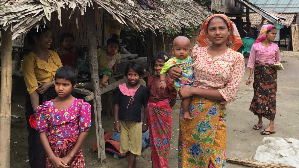Plans to return Rohingya to Rakhine State where they have long lacked access to services, education, livelihoods and freedom of movement  should be halted until their rights are restored