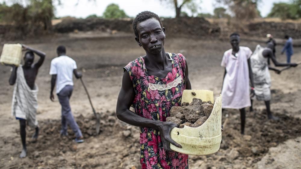 South Sudan News - Today's latest from Al Jazeera
