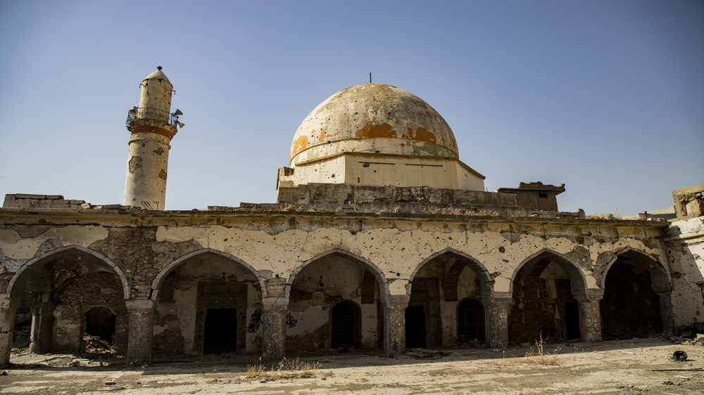 Abdelaal Mosque in Mosul