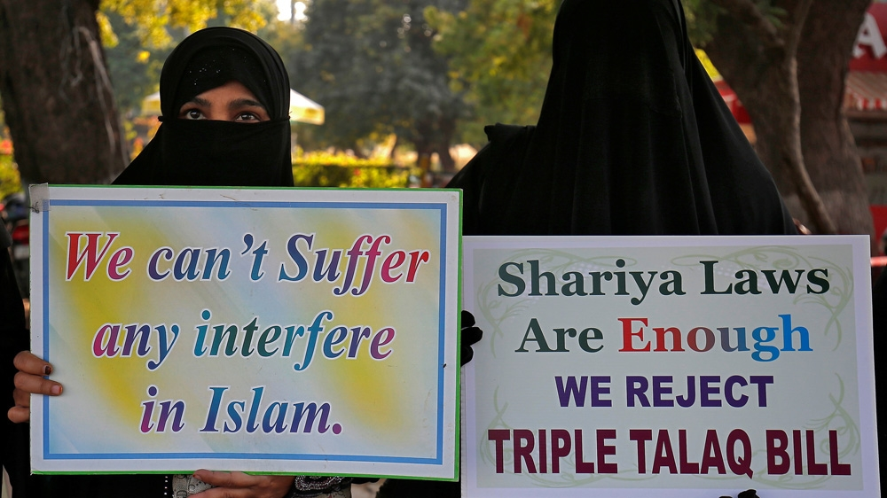 Can a new divorce law protect India's Muslim women? | Asia