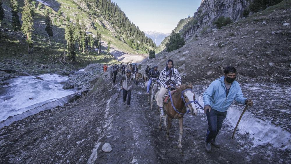 Kashmir story