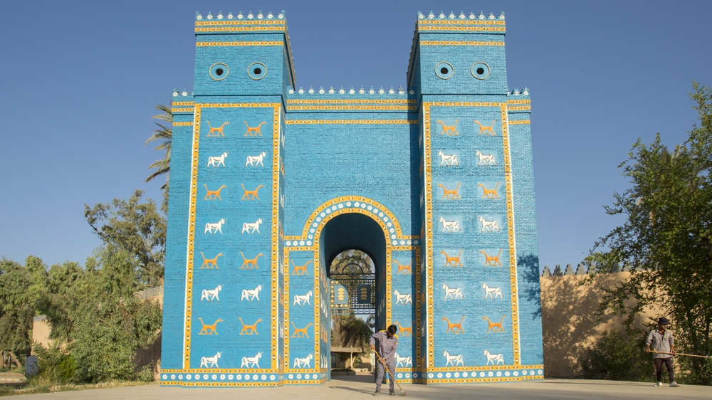 Babylon to be World Heritage site, but vulnerable