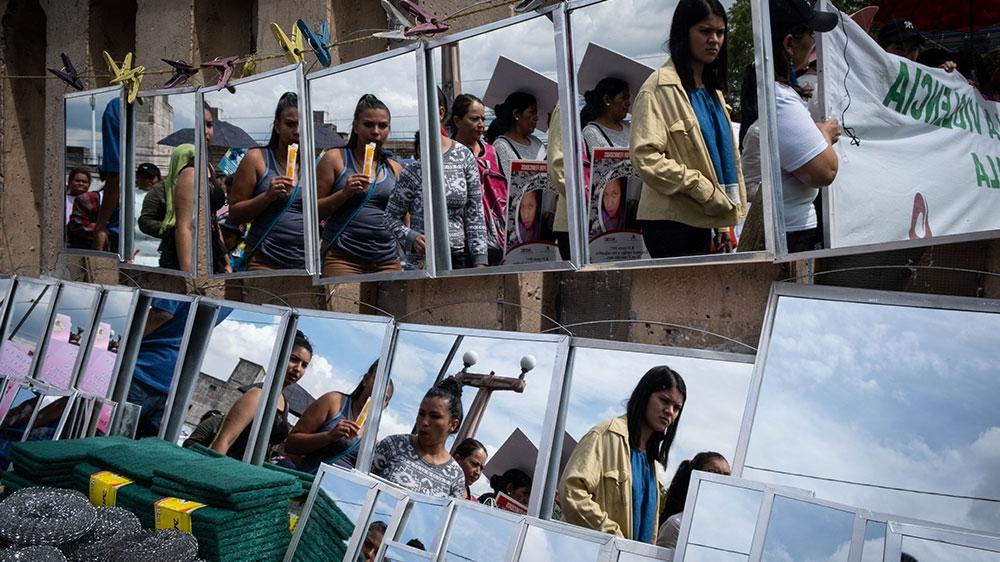 Honduras - Protocol [Cristina Baussan/Al Jazeera]