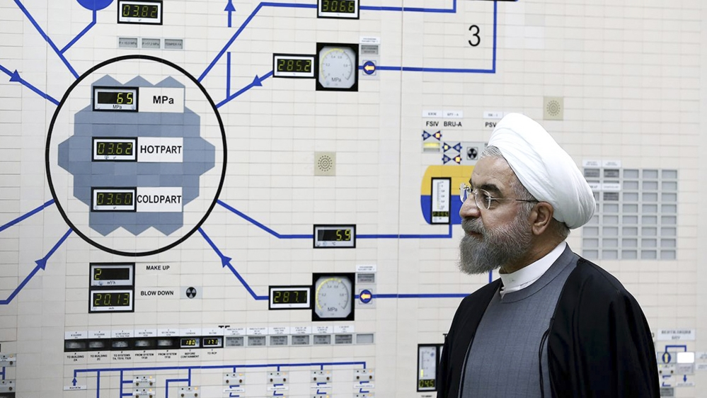 'Not significant': EU urges Iran to reverse nuclear deal breaches thumbnail