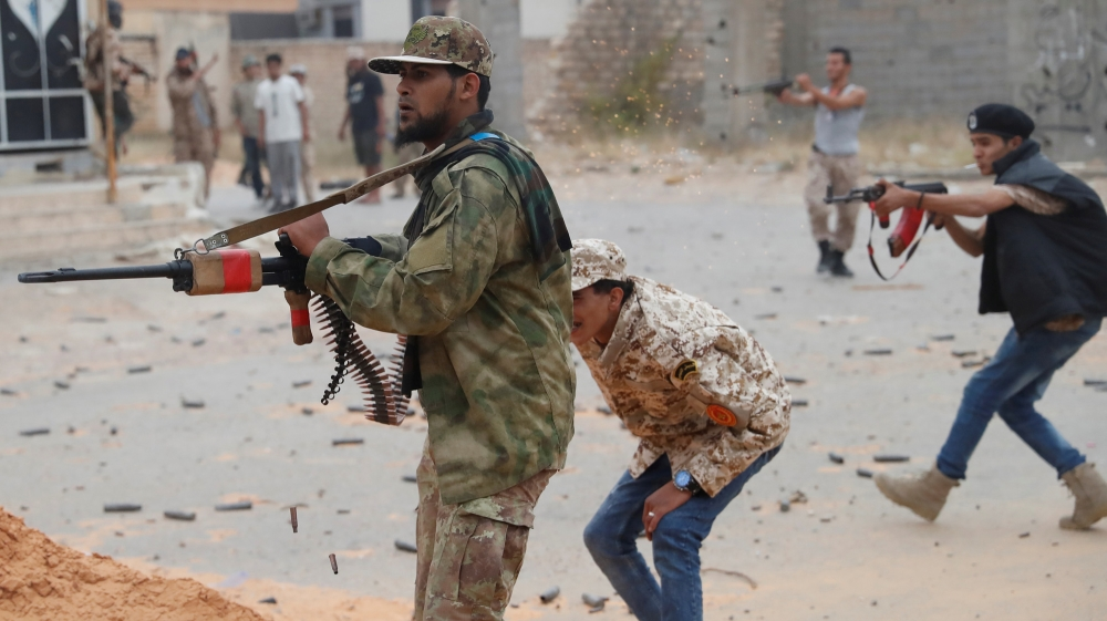 Timeline: Haftar's months-long offensive to seize Tripoli thumbnail
