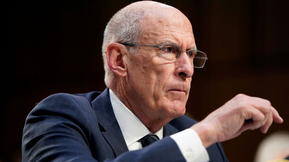 US spy chief Dan Coats leaves post after feud with Trump