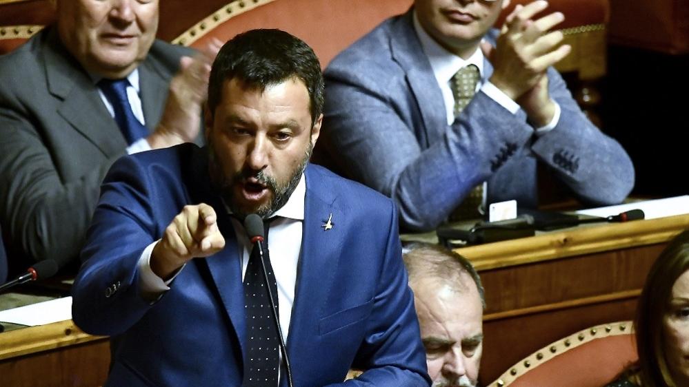 Salvini - Italy