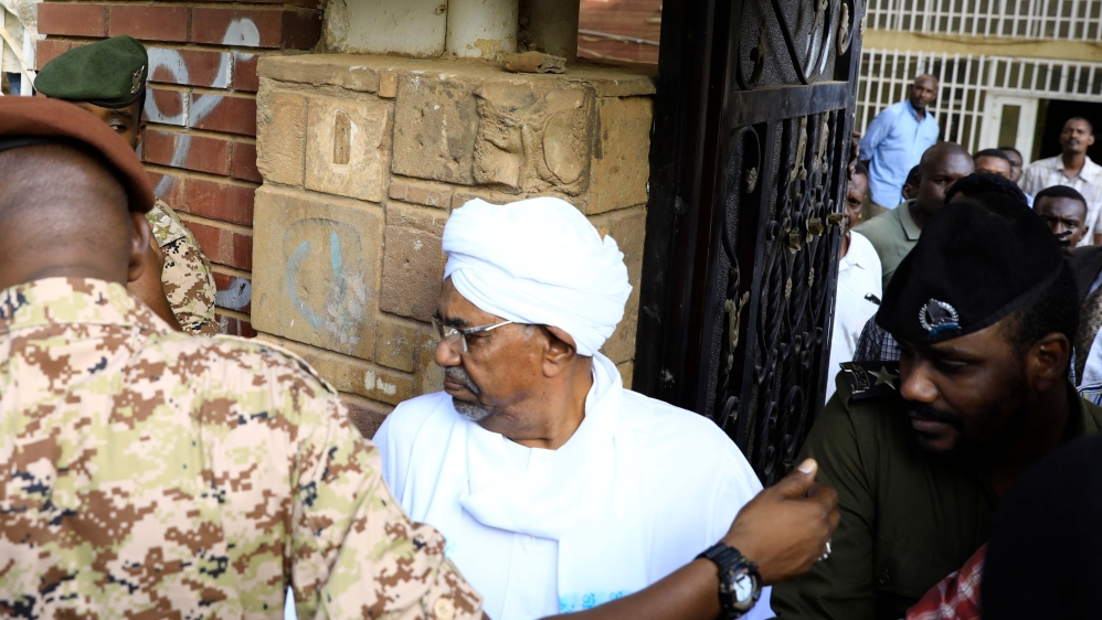 Ex-President Bashir's 'received millions from Saudis'