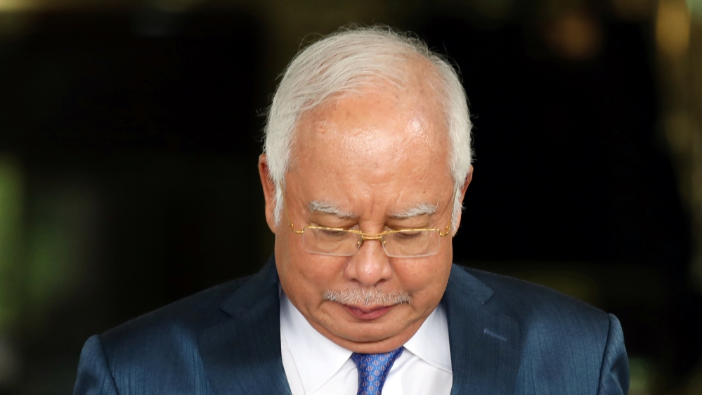 Former Malaysian PM Najib to appear in court for 1MDB trial