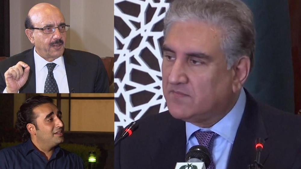 Kashmir tensions: 'War is not a solution'