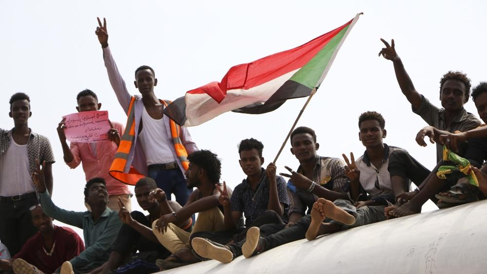 Sudan forms 11-member sovereign council, headed by al-Burhan......