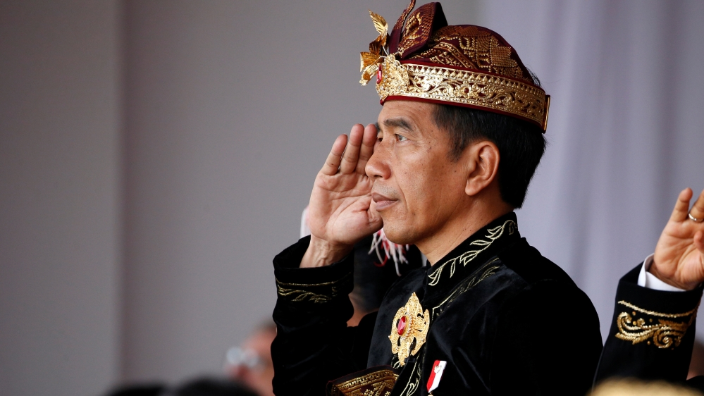 Indonesia's Jokowi urges calm after violent West Papua protests
