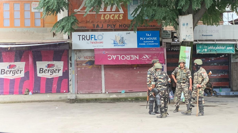 'India talked of peace and calm in Kashmir. I saw the opposite'
