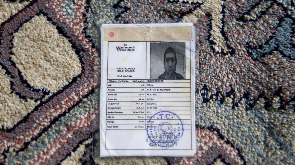 Syrian Deportations