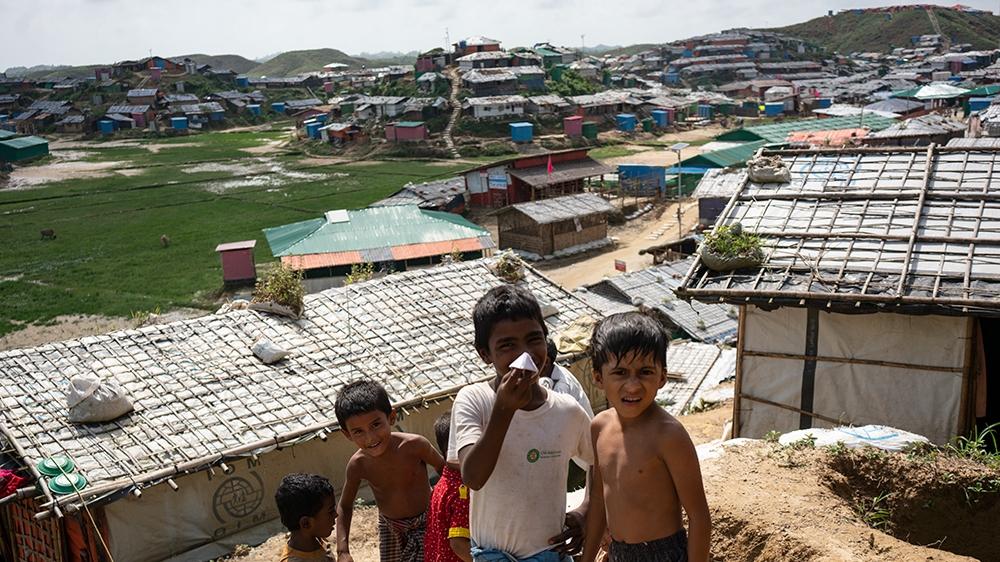 Kutupalong-Balukhali refugee camp, Cox's Bazar, Bangladesh, August 9, 2018 [File: orin Furcoi/Al Jazeera]