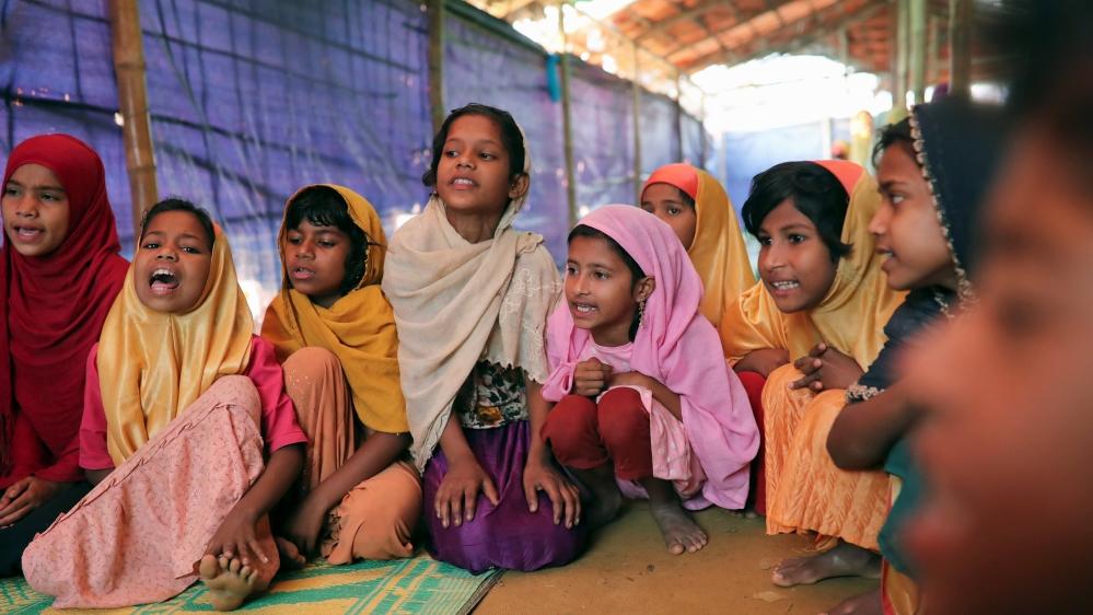 Conditions here are inhumane': Rohingya in Bangladeshi camps