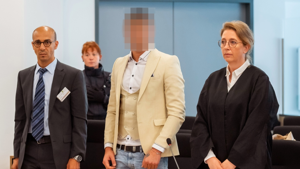 Syrian convicted of Chemnitz killing that sparked far-right riots