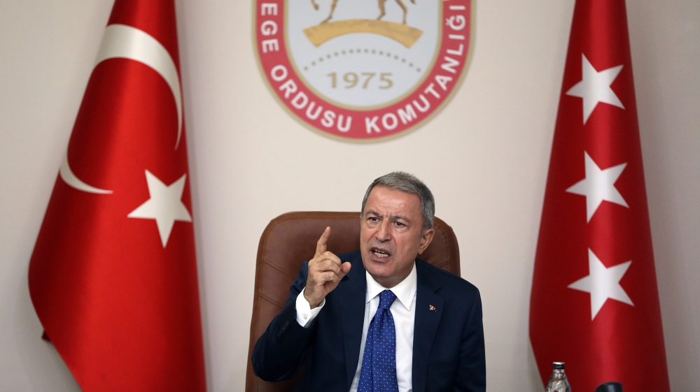 Turkey-US centre on Syria safe zone 'fully operational'