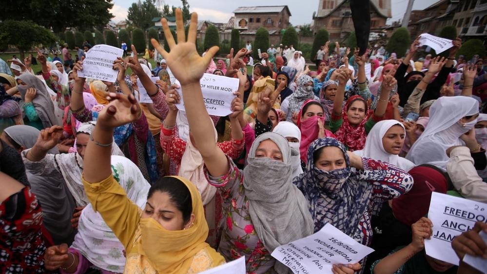 India revokes Kashmir's special status | News | Al Jazeera