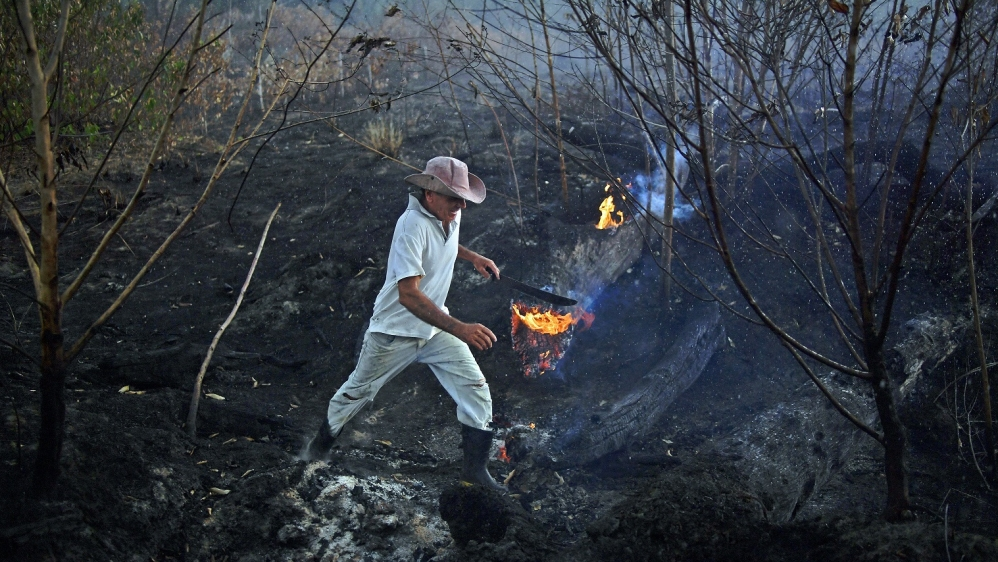 Brazil - Fires