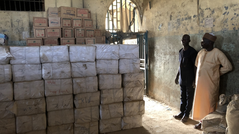 People & Power : West Africa's Opioid Crisis