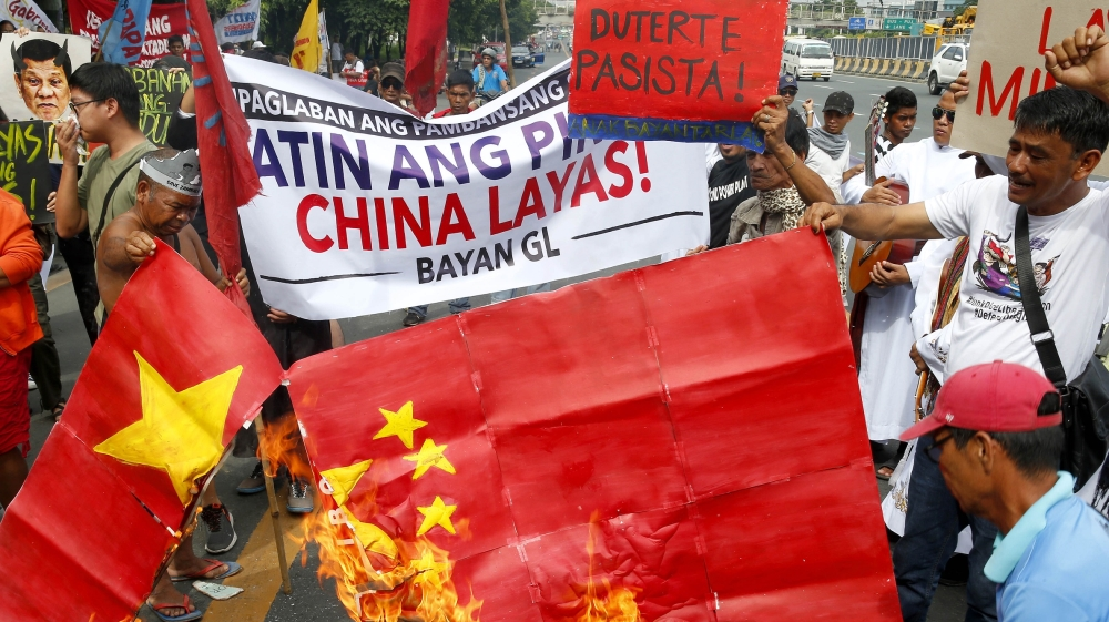 China - Duterte