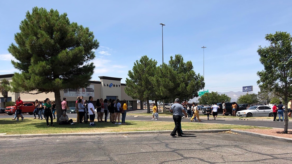 US Texas El Paso shooting