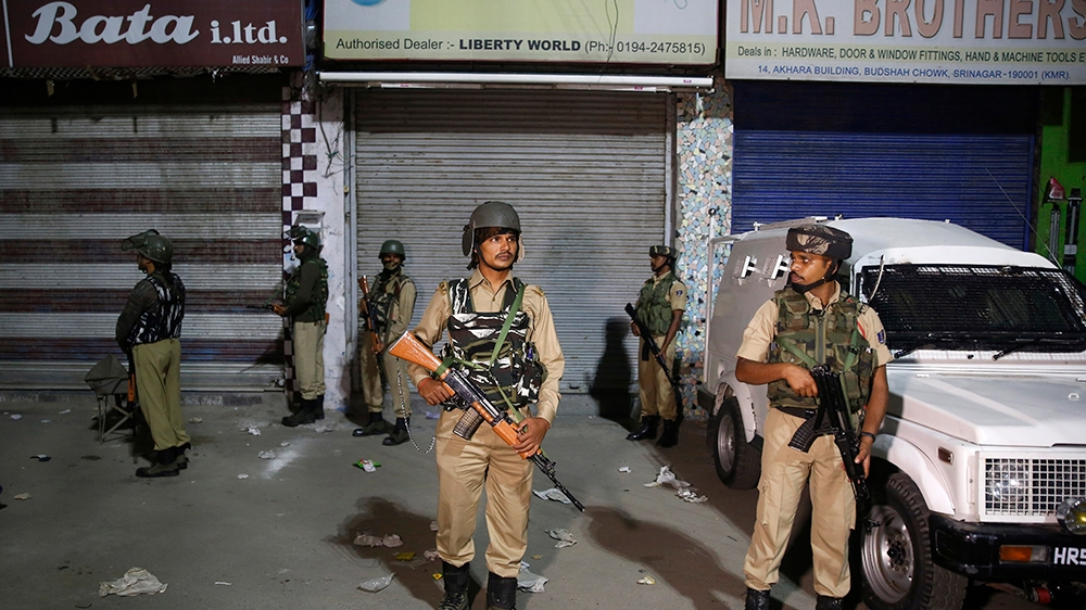 India revokes disputed Kashmir's special status with rush