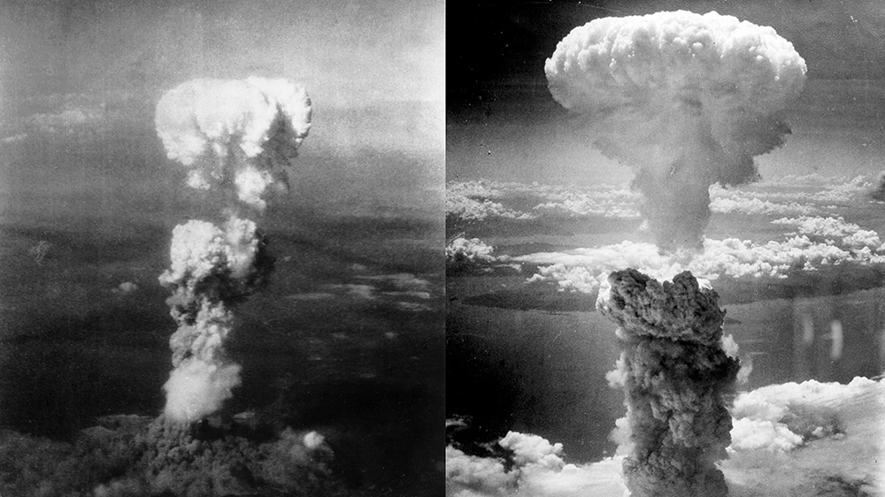 why was hiroshima chosen as the bombing site
