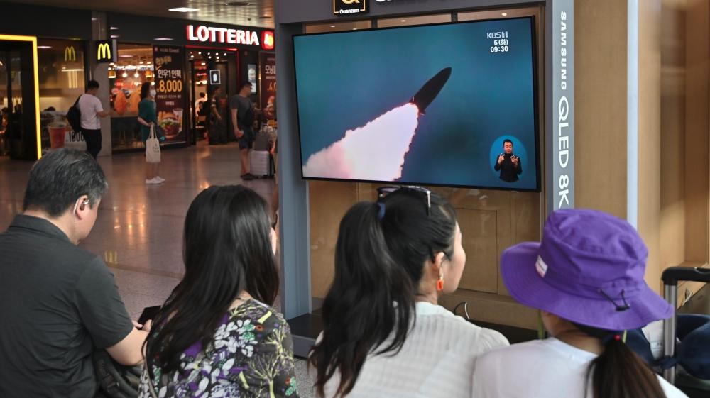North Korea's Kim says missile tests 'warning' to South Korea, US thumbnail