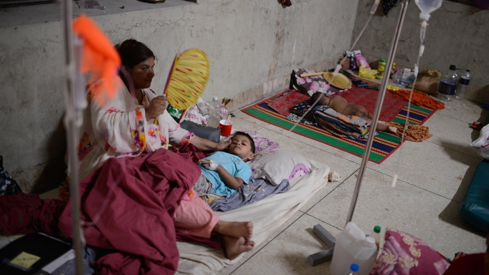 Why is Bangladesh grappling with a record dengue fever