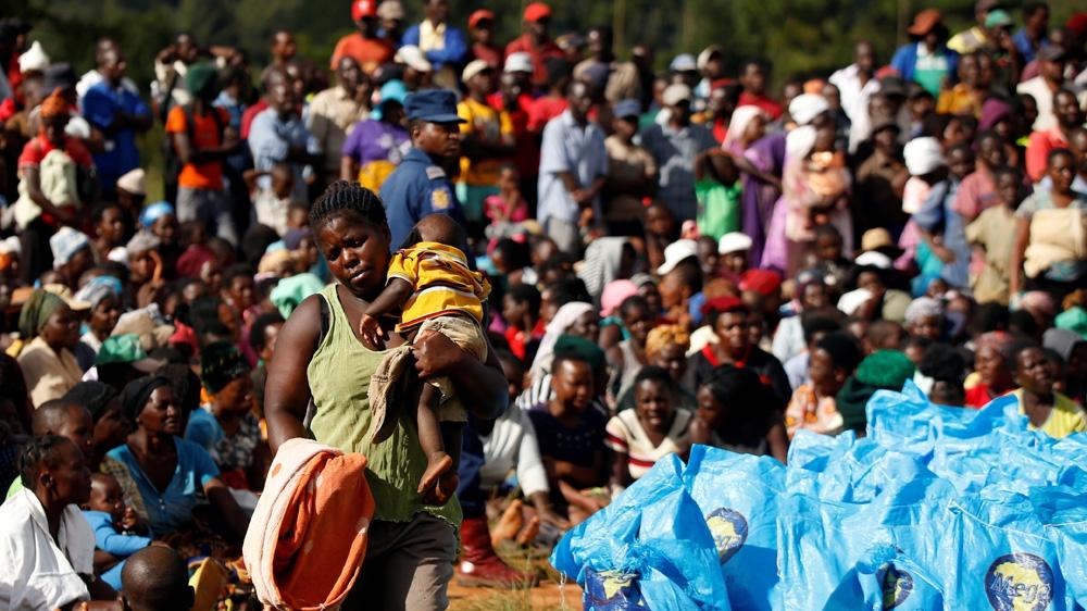 Cyclone Idai Zimbabwe Survivors